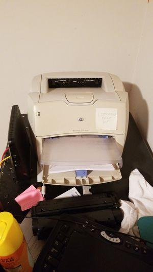 HP laser jet 1200 series printer for Sale in Columbus, OH