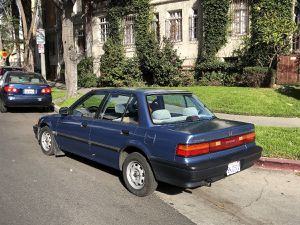 1991 Honda Civic DX for Sale in Beverly Hills, CA