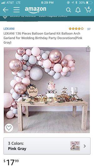 Birthday balloons for Sale in Minneapolis, MN