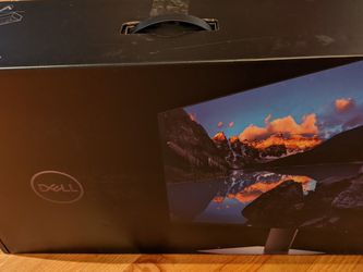 New Unopened Dell Ultrasharp 27 Monitor U2719D for Sale in Redmond,  WA