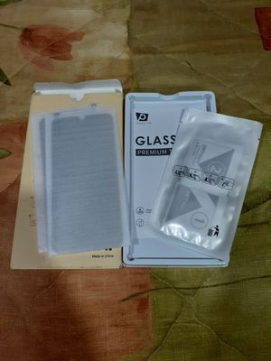 Samsung galaxy a10 privacy screen protectors 2pack for Sale in Montgomery, AL