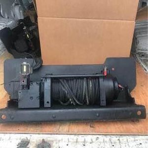 Mile Marker Hydraulic Winch for Sale in Seattle, WA