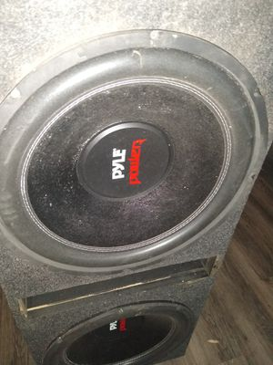 Pyle powers for Sale in Charlotte, NC