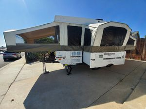 Pop Up Camper Trailer 2011 Forest River Rockwood Freedom for Sale in Chula Vista, CA
