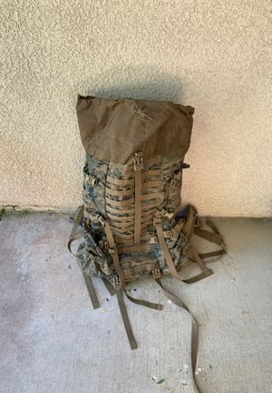 Army backpack for Sale in Menifee, CA