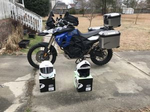 2012 BMW F 800 GS for Sale in Fayetteville, NC