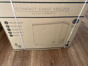 Chest freezer Deep Freezer - New In Box for Sale in Nashville, TN