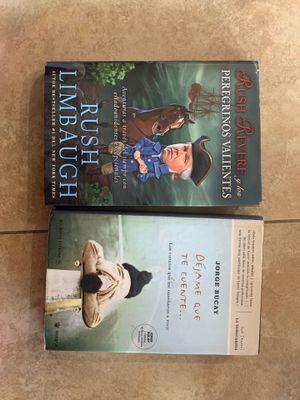 libros en español de capítulos! for Sale in Lake Worth, FL