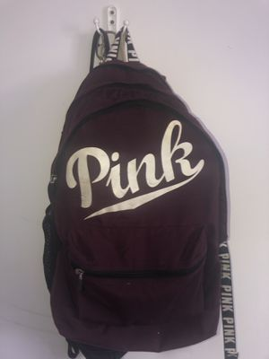 victorias secret pink backpack for Sale in Temple, GA
