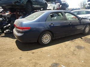 Honda Accord 2003 2005 full parts out for Sale in North Miami, FL