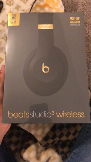 Beats Studio 3 Wireless for Sale in Lincolnwood, IL