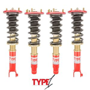 Function and Form Type 1 Coilovers 08-12 Honda Accord & 09-12 Acura TSX for Sale in Garden Grove, CA