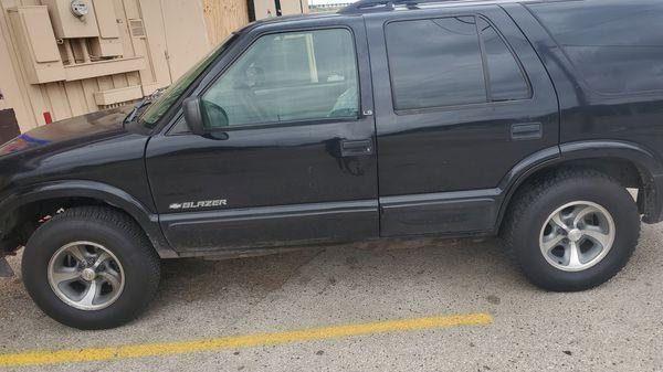 Chevrolet Blazer 2002