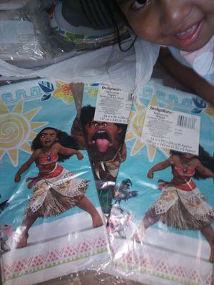3 Moana table covers for Sale in Whittier, CA