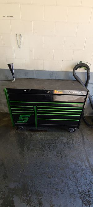 Snap-on tool box for Sale in Tacoma, WA