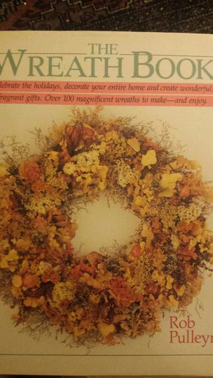 The Wreath Book - Hardcover for Sale in New Haven, CT