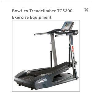 Bowflex TreadClimber TC5300 for Sale in Hazel Crest, IL