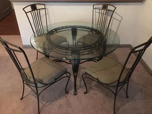 Dining Table and 4 Chairs for Sale in Columbia, SC