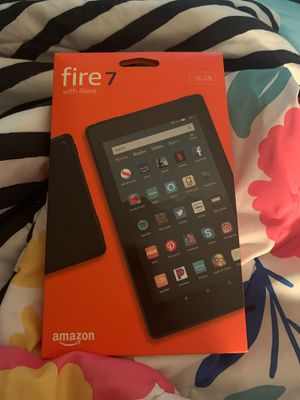 Kindle fire 7 new in box for Sale in San Antonio, TX