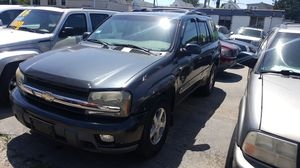 2003 Chevy trail blazers only 2995 Call me 708*949*2402 for Sale in Chicago, IL