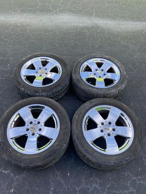 Rims 16 Mercedes benz 5 lugs 112 mm for Sale in Davie, FL