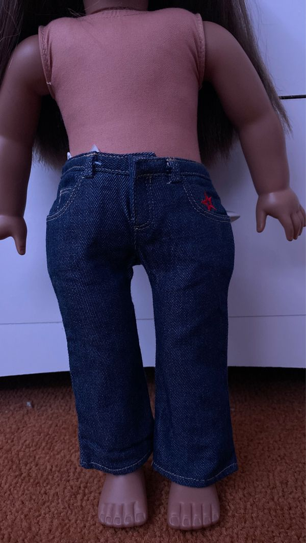 American Girl Jeans