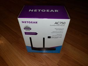 Netgear AC750 Dual Band WiFi Router for Sale in Brandon, FL