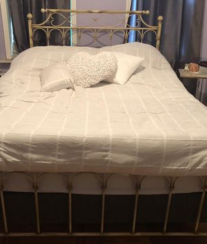 Headboard/Bed Frame for Sale in Brooklyn, NY