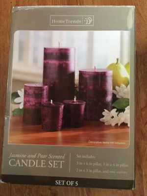 Candle set for Sale in Modesto, CA