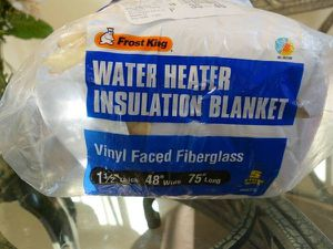 Water Heater Blanket for Sale in Citrus Heights, CA