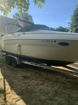 2001 sea ray weekender for Sale in Manchester, CT
