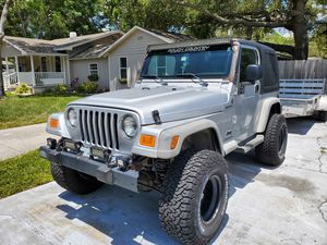 2004 jeep wrangler sport for Sale in Kenneth City, FL