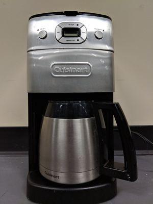 Like New Cuisinart Coffeemaker for Sale in Boston, MA