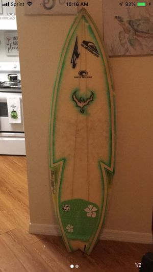 """B.A.T. Surfboard 5' 10"""" for Sale in Tampa, FL"""