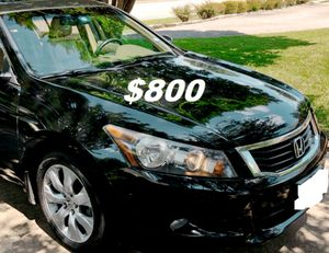 $8OO🔥 Very nice 🔥 2OO9 Honda accord sedan Run and drive very smooth!!! for Sale in Rochester, MN