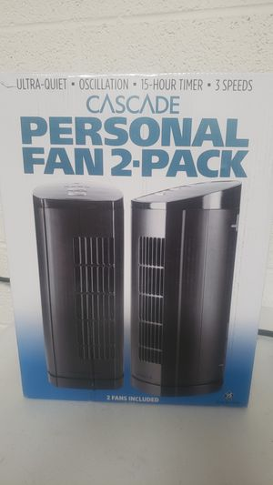 Mini tower fans for Sale in Phoenix, AZ