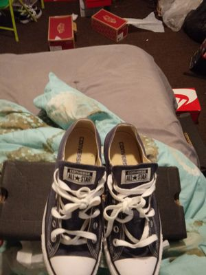 Blue converse for Sale in Baltimore, MD