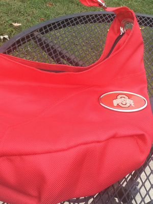 OSU Ohio state red hobo purse bag. Pick up in Whitehall. $15 for Sale in Columbus, OH