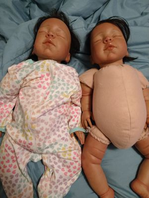 Twin baby dolls for Sale in Henderson, KY