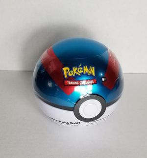Great Ball Tin Pokemon for Sale in San Gabriel, CA