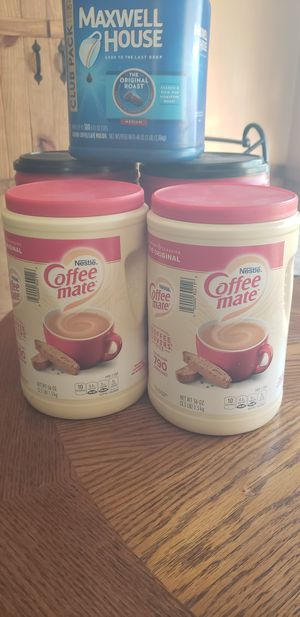 CoffeeMate (unopened) for Sale in Spring Hill, FL