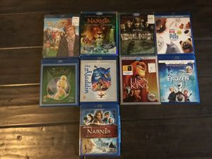 Children's Blu-ray movies for Sale in Pompano Beach, FL