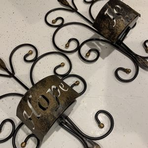 Wall candle holders for Sale in Hayward, CA