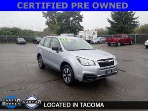 2017 Subaru Forester for Sale in Tacoma, WA