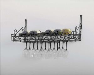Wall wine rack for Sale in Hillsboro, OR