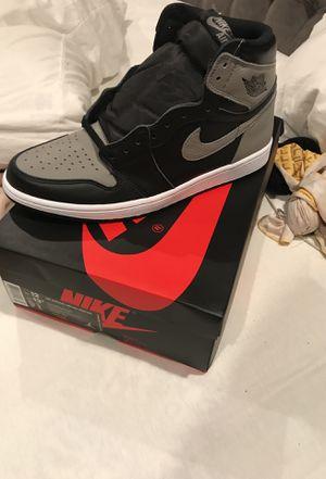 Air Jordan 1 Shadows size 12 for Sale in Santa Monica, CA
