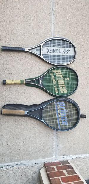 Tennis Rackets for Sale in Flower Mound, TX