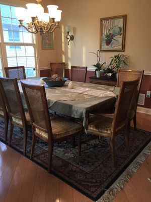 Beautiful Thomasville Dining set (or best offer) for Sale in NJ, US