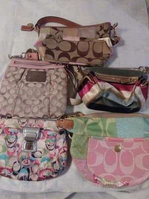 Coach Purses for Sale in Upland, CA