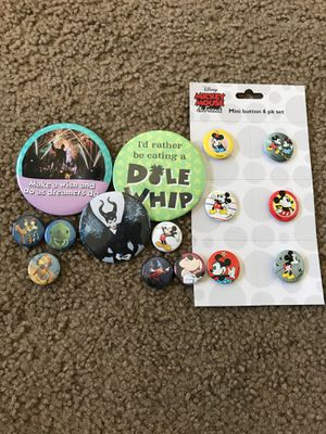 Disney Pins for Sale in Concord, CA